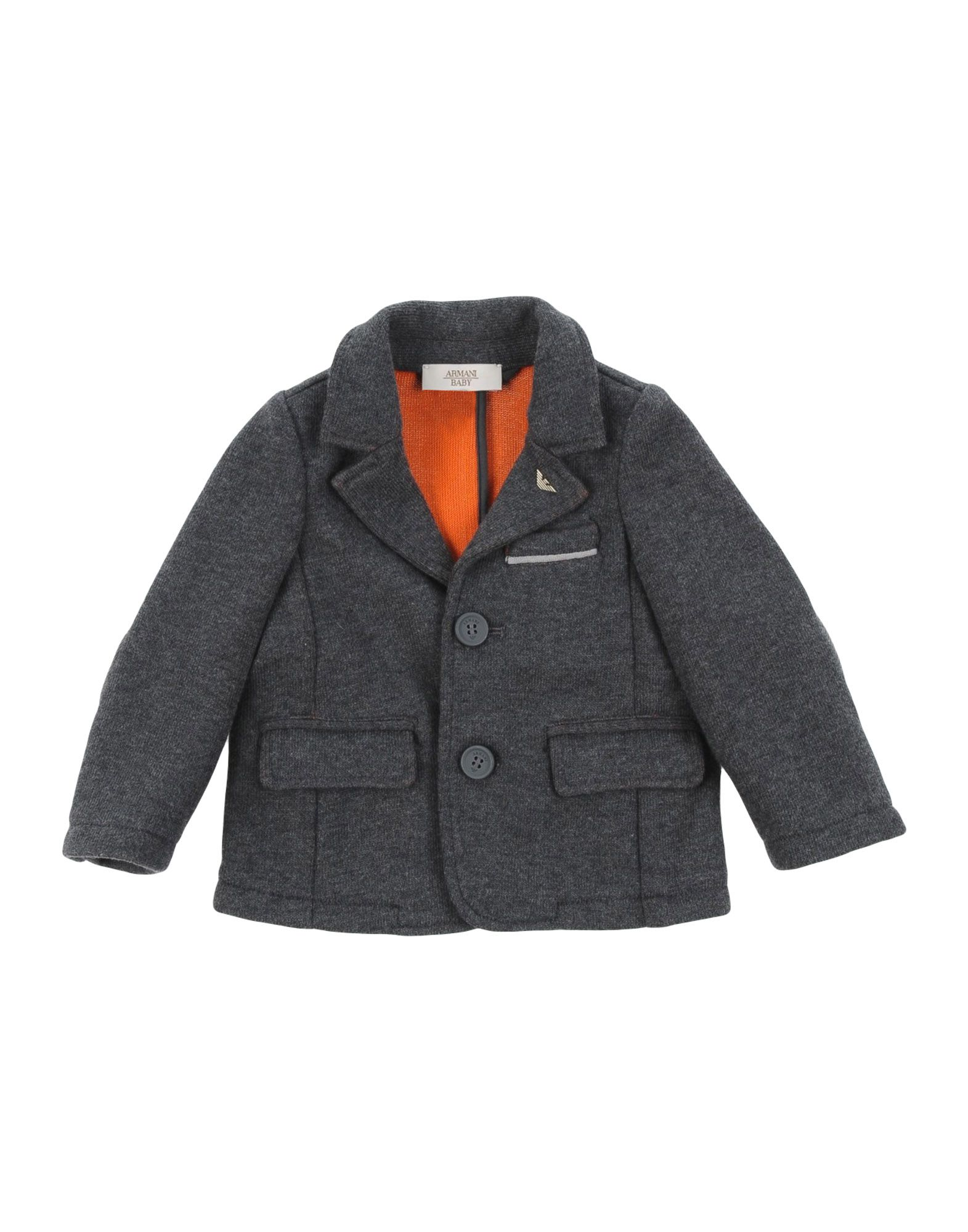 ARMANI JUNIOR Jackett Kinder Grau von ARMANI JUNIOR