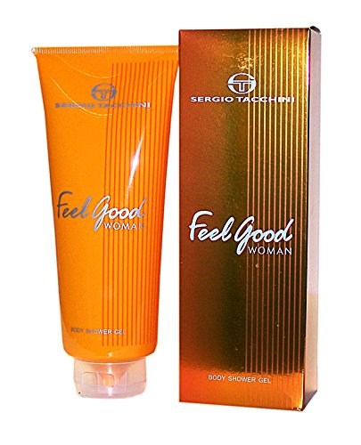 Sergio Tacchini FEEL GOOD woman Showergel 400 ml von Sergio Tacchini
