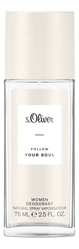 S.Oliver Follow Your Soul Women Deodorant, 75 ml von s.Oliver