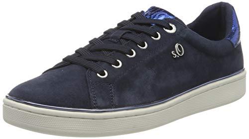 Sneaker von s.Oliver in Blau für Damen