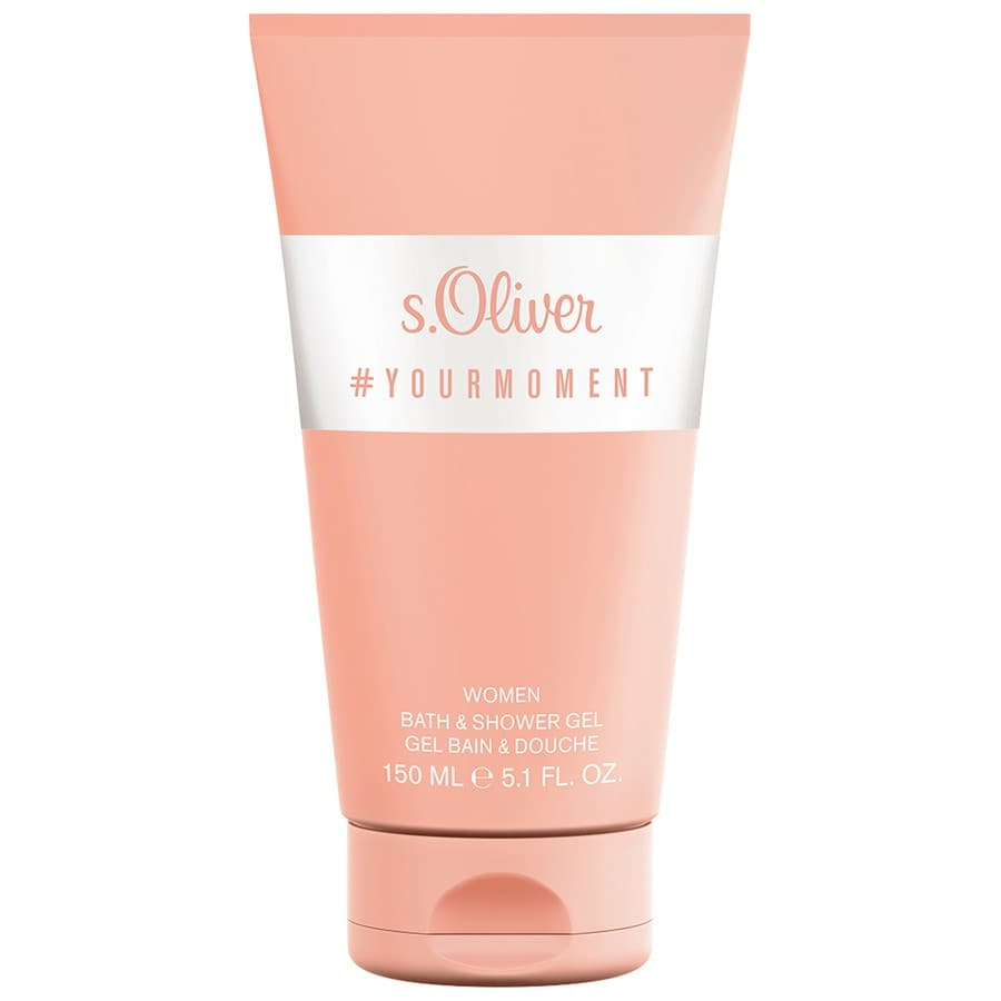 s.Oliver Your Moment Women s.Oliver Your Moment Women Bath & Shower Gel Duschgel 150.0 ml von s.Oliver