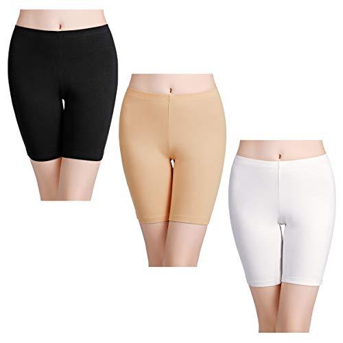 In radlerhose nackt Unterhose unter